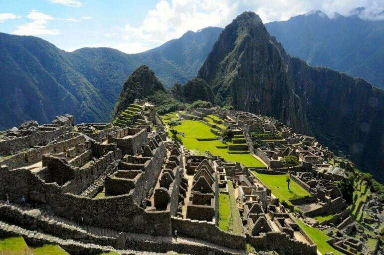 Мачу-Пикчу. Город инков