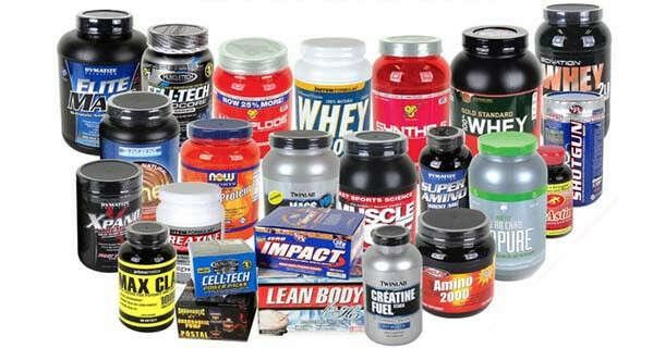 Получить полный набор спортивного питания.