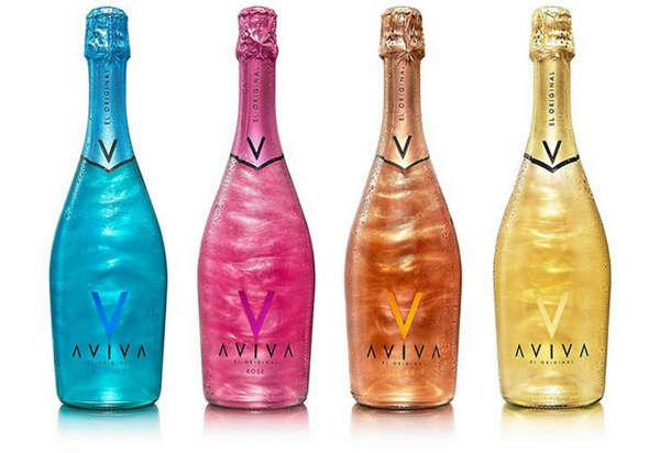 Шампанское Aviva