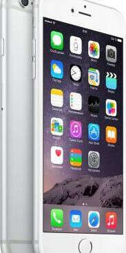 Apple iPhone 6 Plus 128Gb (серебро)