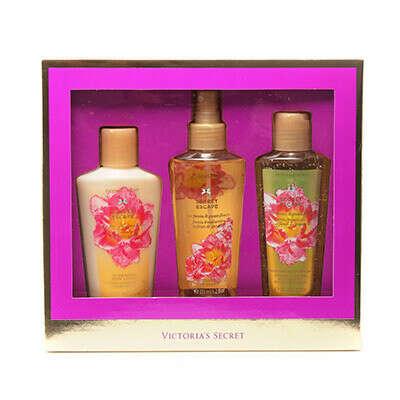 Victorias Secret Secret Escape Gift Set 125ml x 3