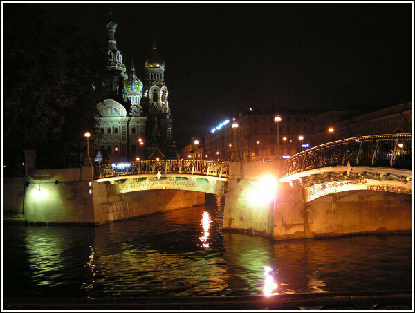 Жить в Санкт-Петербурге