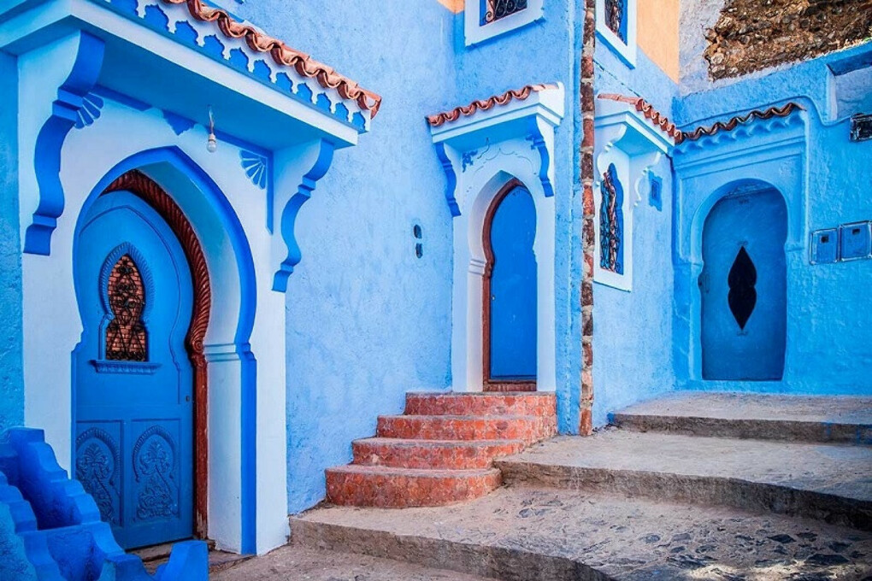 Побывать в Марокко