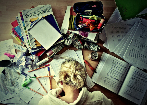 Закончить школу с как можно лучшими оценками