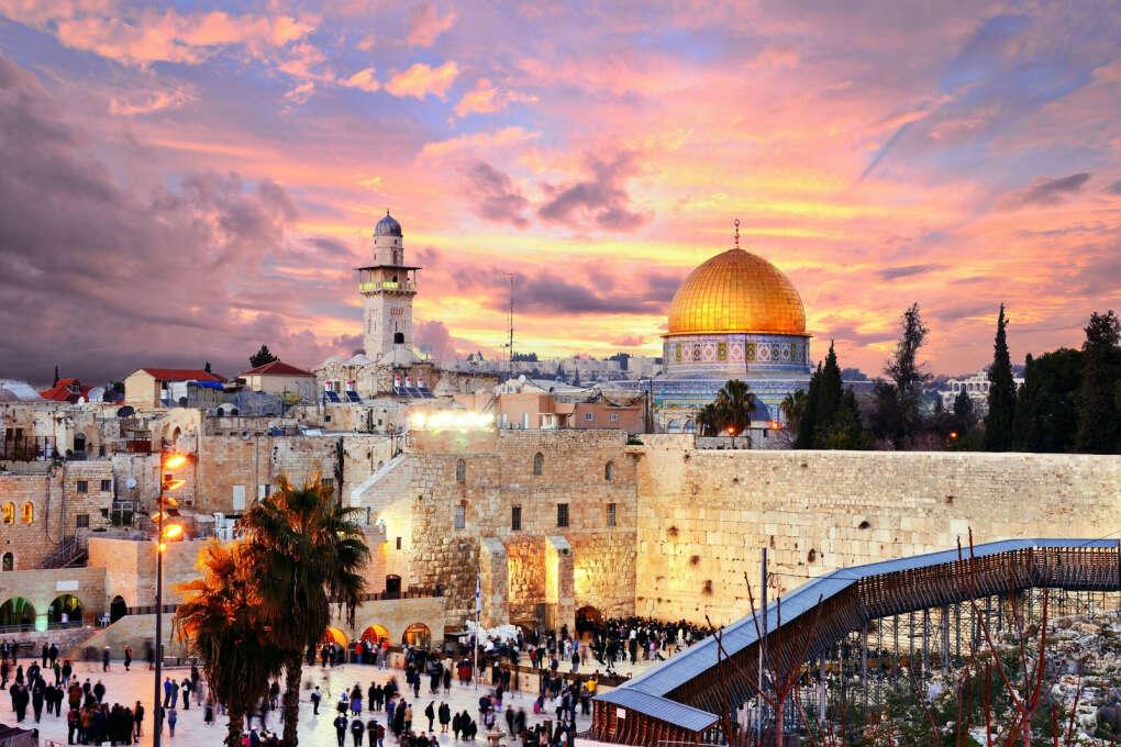 Посетить Израиль, библейские места