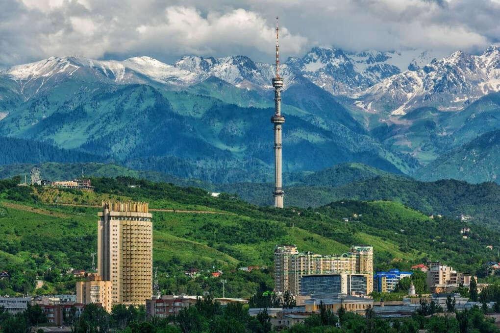 Переехать в Алматы