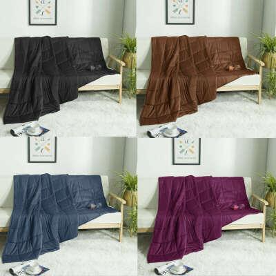Утяжеленное одеяло 150см на 200 см 7 кг