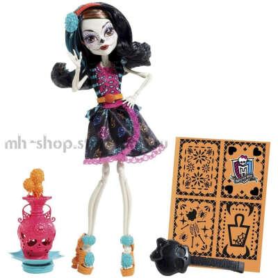 Хочу куклу monster high . Скелиту Калаверас