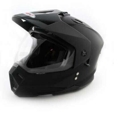 Шлем мотард