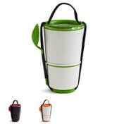 Ланчбокс Clever Pot (разные цвета) / Зеленый