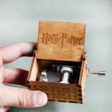 музыкальная шкатулка Harry Potter