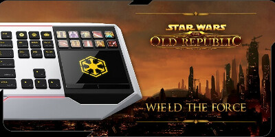 Клавиатура Star Wars™: The Old Republic™ Gaming Keyboard