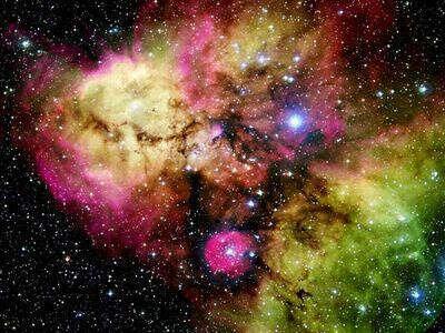 Посмотреть на звезды в телескоп