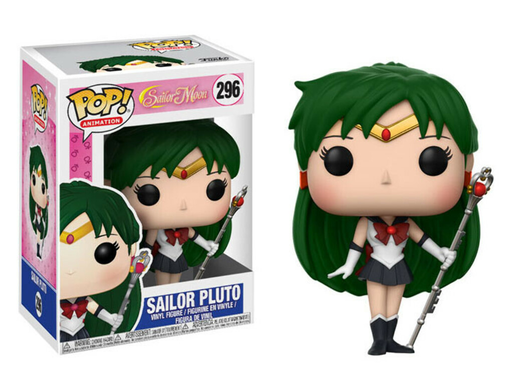 Pop! Animation: Sailor Moon - Sailor Pluto