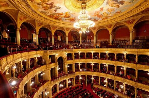 поехать на венскую оперу