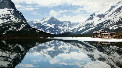 Съездить на Аляску