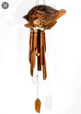 музыка ветра из бамбука