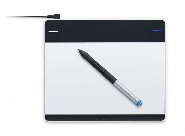 Графический планшет WACOM Intuos Pen & Touch S (Small) CTH-480S-RUPL