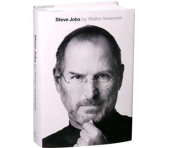 Книга про Стива Джобса