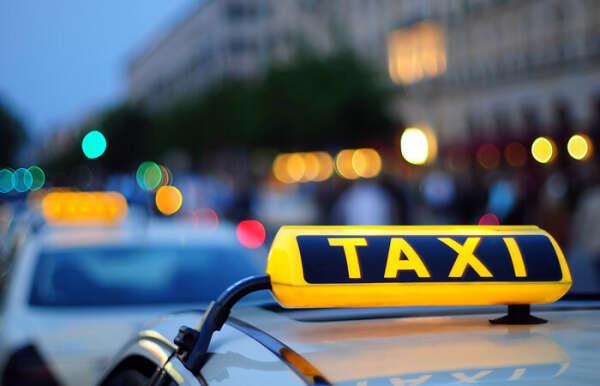 Съездить в булочную на такси