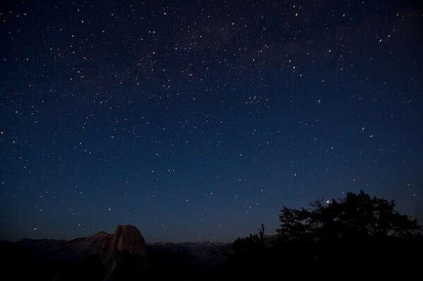 Наблюдать за звездным небом