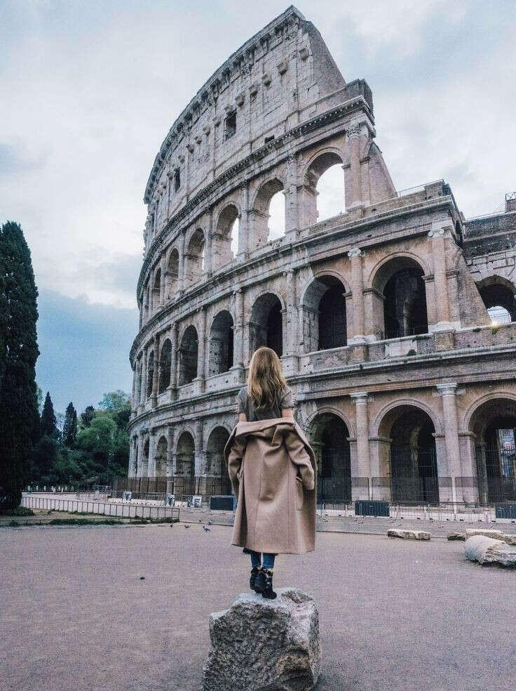 Билеты в Рим