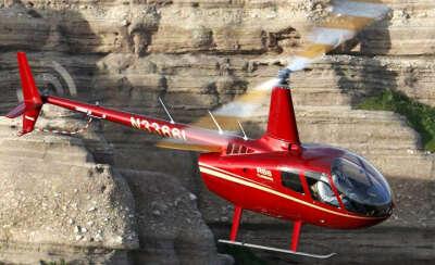 Научиться водить вертолёт