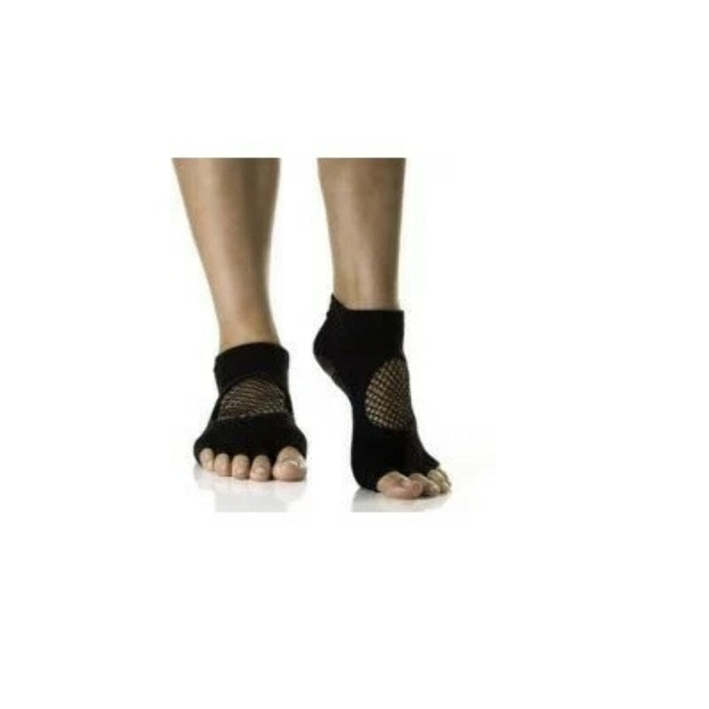 PILATES SOCKS FOR WOMEN NON-SLIP GRIPS