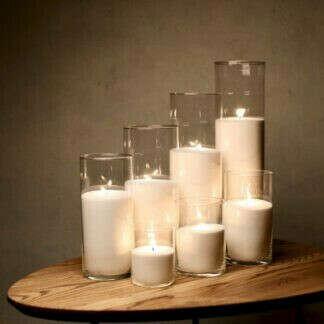 Большие свечи
