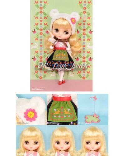 Takara Tomy Japan CWC Shop Limited Middie Blythe Doll Oski tebyA lyublyU