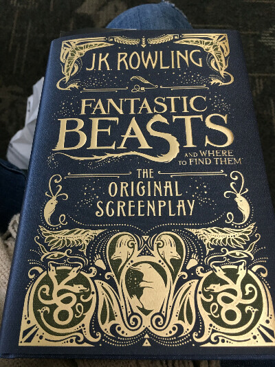 Fantastic Beasts and Where to Find Them - The Original Screenplay by J.K. Rowling