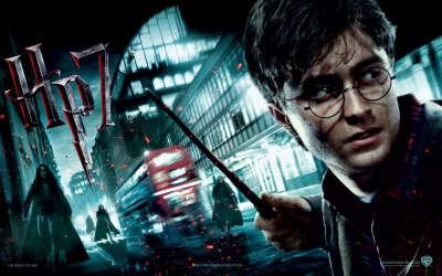 прочитать все книги о Гарри Поттере