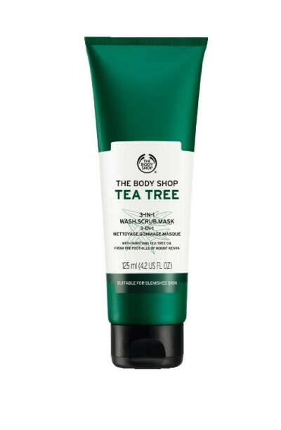 Маска для лица «Чайное дерево» 3-в-1