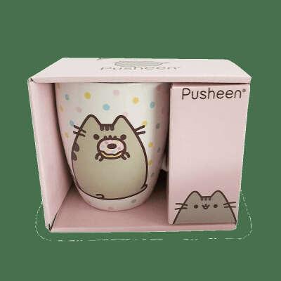 Pusheen The cat кружка