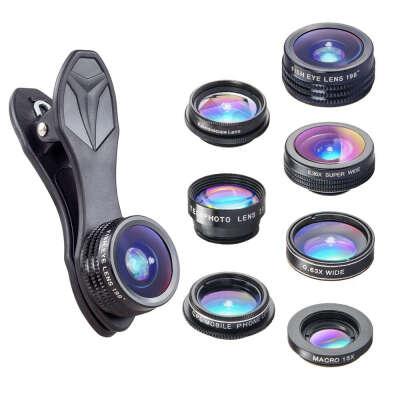 Набор объективов для телефона