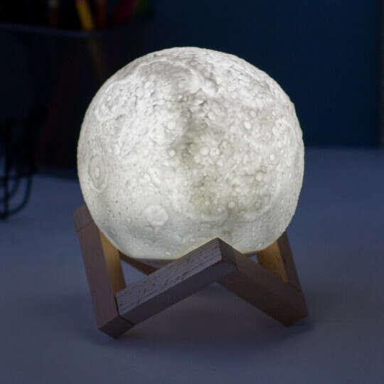 Светильник-ночник Moon  / Small