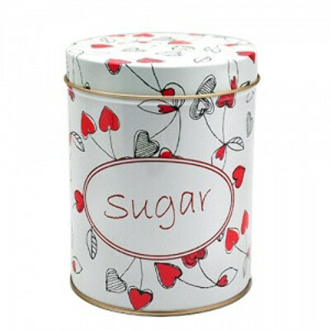 "Баночка для хранения ""Sweet home - Sugar"""