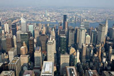 Хочу жить в Нью-Йорке
