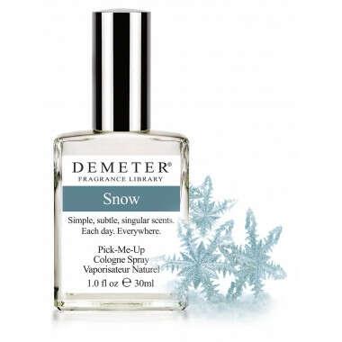 Духи «Снег» (Snow)