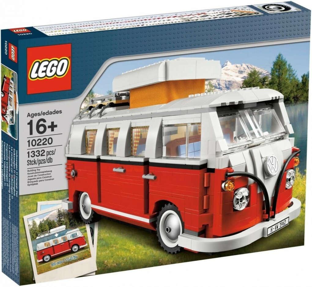 """Конструктор Lego Creator 10220 """"Volkswagen T1 Camper Van"""""""