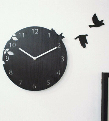 Часы настенные Bird Basic