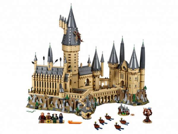 LEGO Harry Potter Замок Хогвардс
