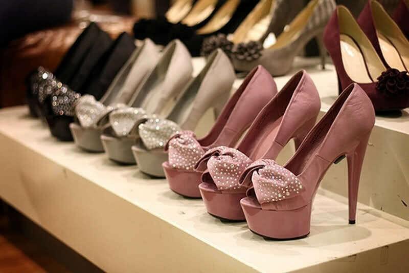 Коллекцию туфель