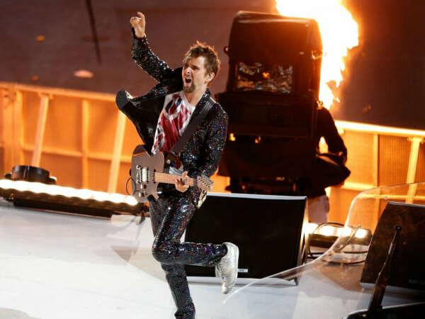 Побывать на концерте группы Muse