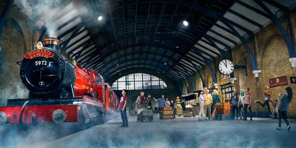 Поездка в парк Гарри Поттера в Лондон