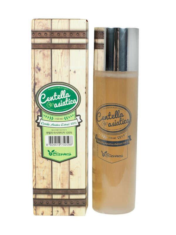 Сыворотка с экстрактом центеллы CENTELLA ASIATICA SERUM 100%, 150мл ELIZAVECCA 7781183 купить за 1633 р. в интернет-магазине Wildberries