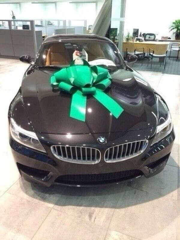 Хочу такую машину!