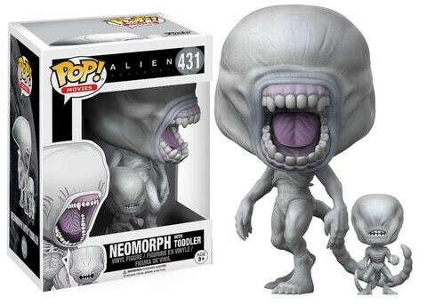 Фигурка Funko POP! Vinyl: Alien Covenant: Neomorph & Toddler 13043