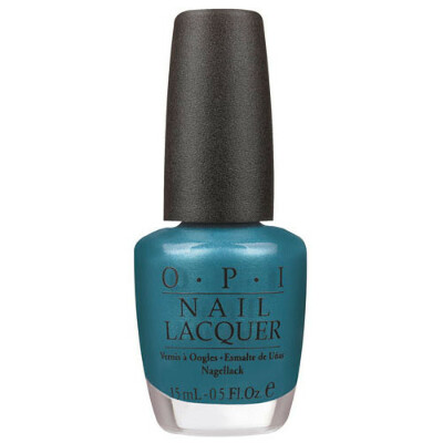 """OPI """"Teal the Cows Come Home"""" (NLB54)"""