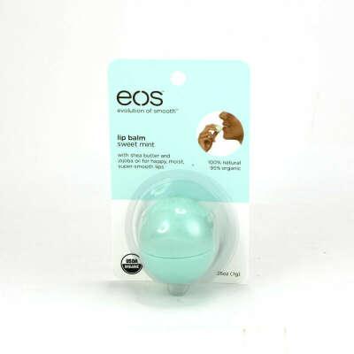 Мятный бальзам для губ EOS Evolution of Smooth Sweet Mint Lip Balm Lip Care 7g